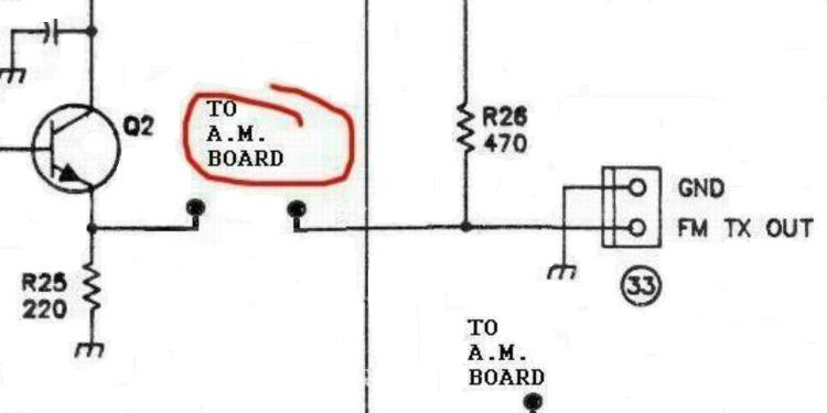 The AM Window: Tech: General: AM for Ten Tec Paragon 585